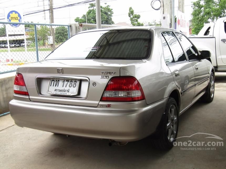 2002 Honda City EXi Sedan