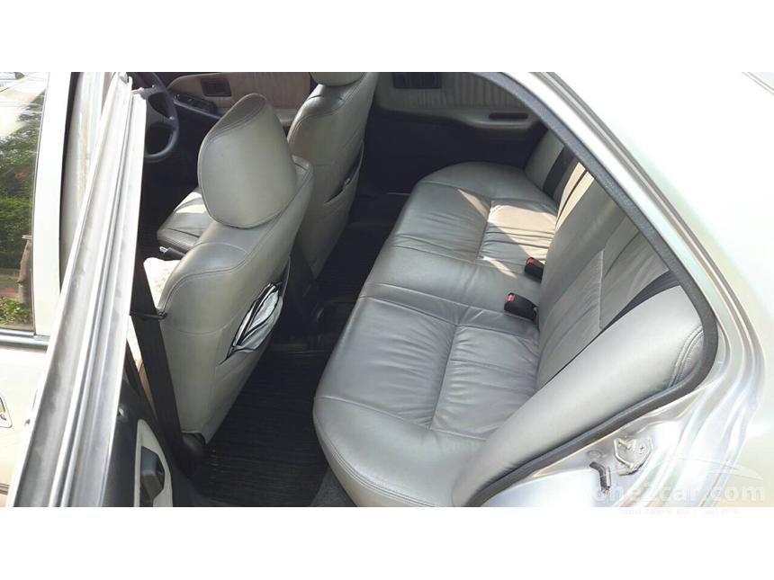 2000 Honda City EXi Sedan