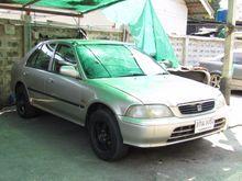 1996 Honda CITY (ปี 95-99) EXi 1.5 AT Sedan