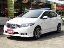 2013 Honda CITY (ปี 08-14) S CNG 1.5 AT Sedan