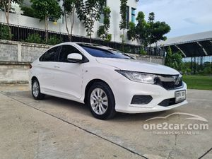 2018 Honda City 1.5 (ปี 14-18) S i-VTEC Sedan