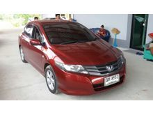 2008 Honda City (ปี 08-14) V 1.5 AT Sedan