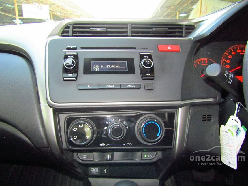 2014 Honda City S Sedan