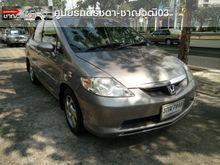 2003 Honda City (ปี 02-05) S 1.5 MT Sedan