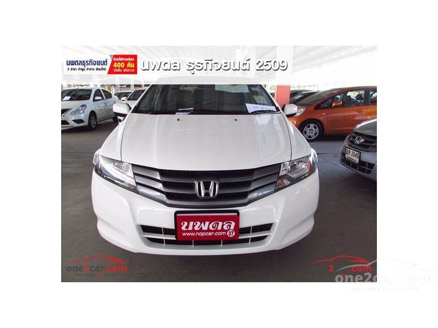 2010 Honda City S Sedan
