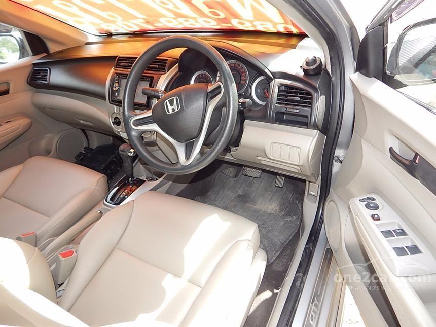 2008 Honda City S Sedan