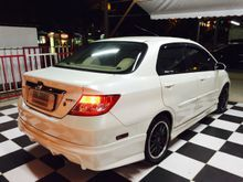 2003 Honda City (ปี 02-05) S 1.5 AT Sedan
