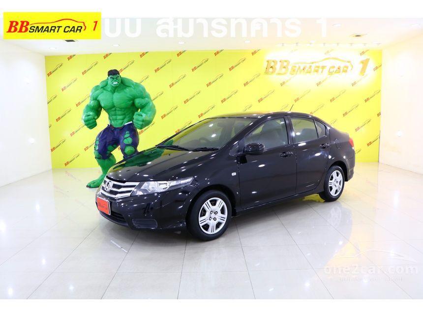 2011 Honda City S Sedan