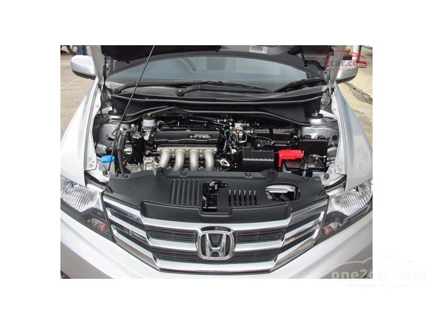2013 Honda City S Sedan