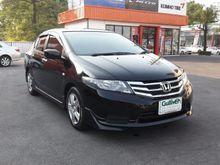 2012 Honda City (ปี 08-14) S 1.5 AT Sedan