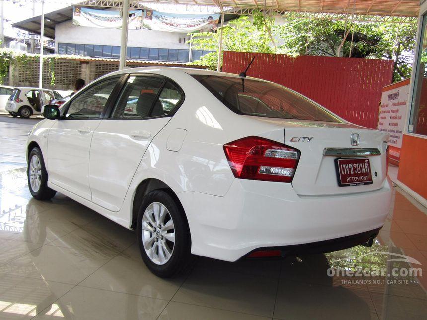 2012 Honda City S Sedan