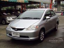 2004 Honda City (ปี 02-05) S 1.5 MT Sedan
