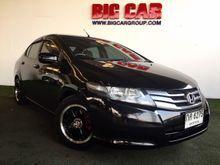 2009 Honda City (ปี 08-14) S 1.5 MT Sedan