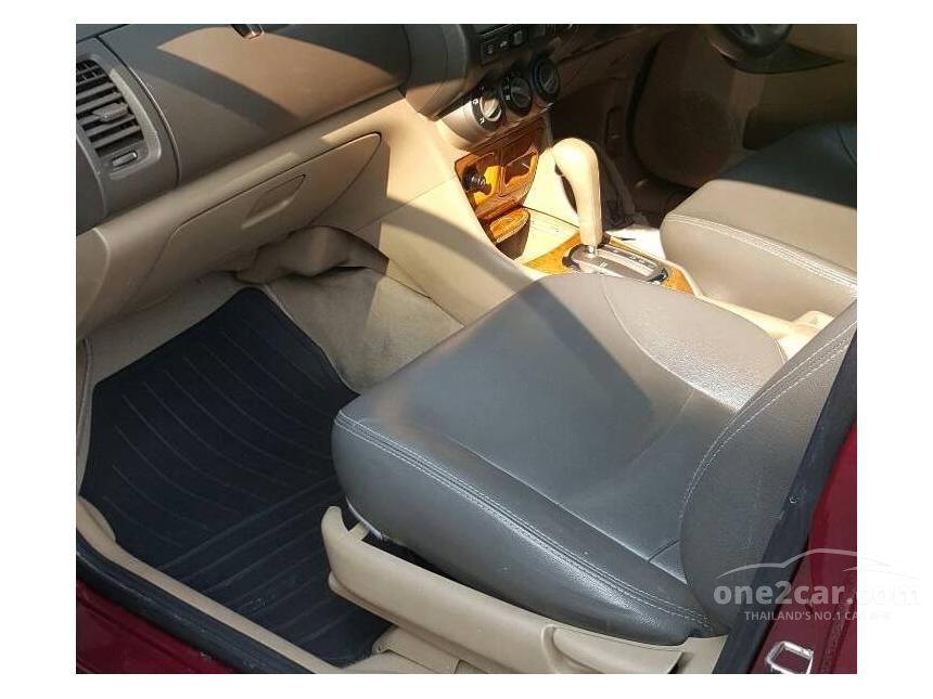 2003 Honda City S Sedan