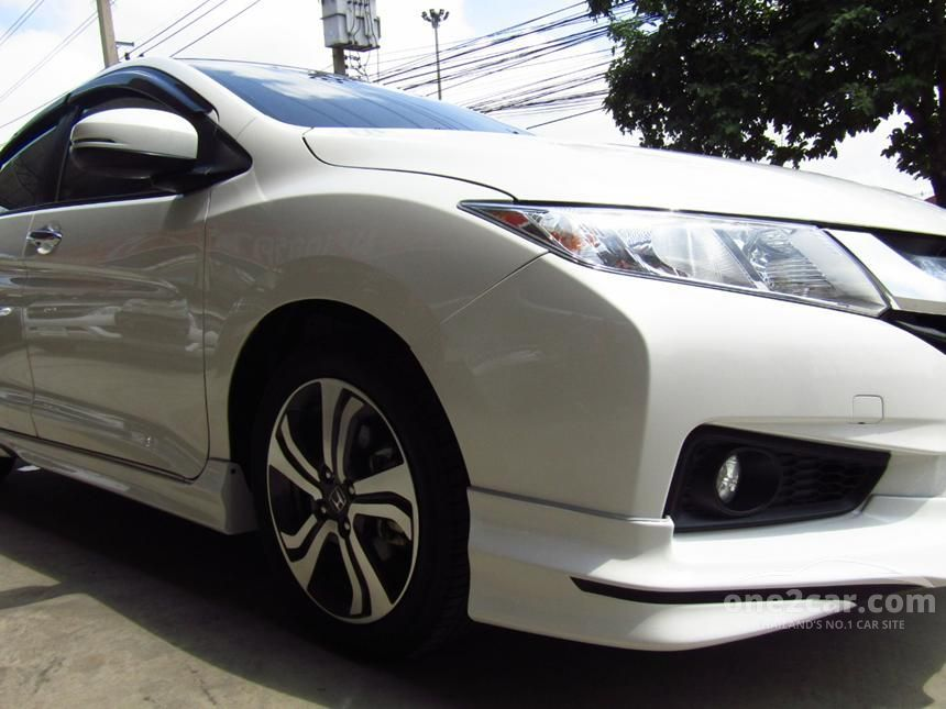 2015 Honda City SV+ Sedan