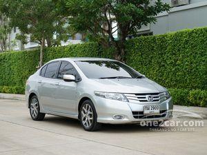 2010 Honda City 1.5 (ปี 08-14) SV i-VTEC Sedan AT