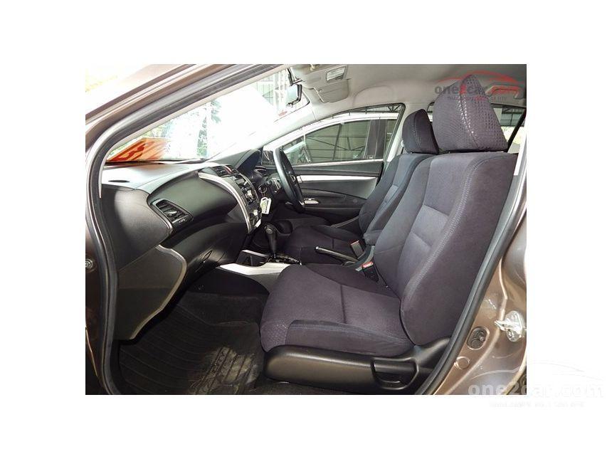 2010 Honda City SV Sedan