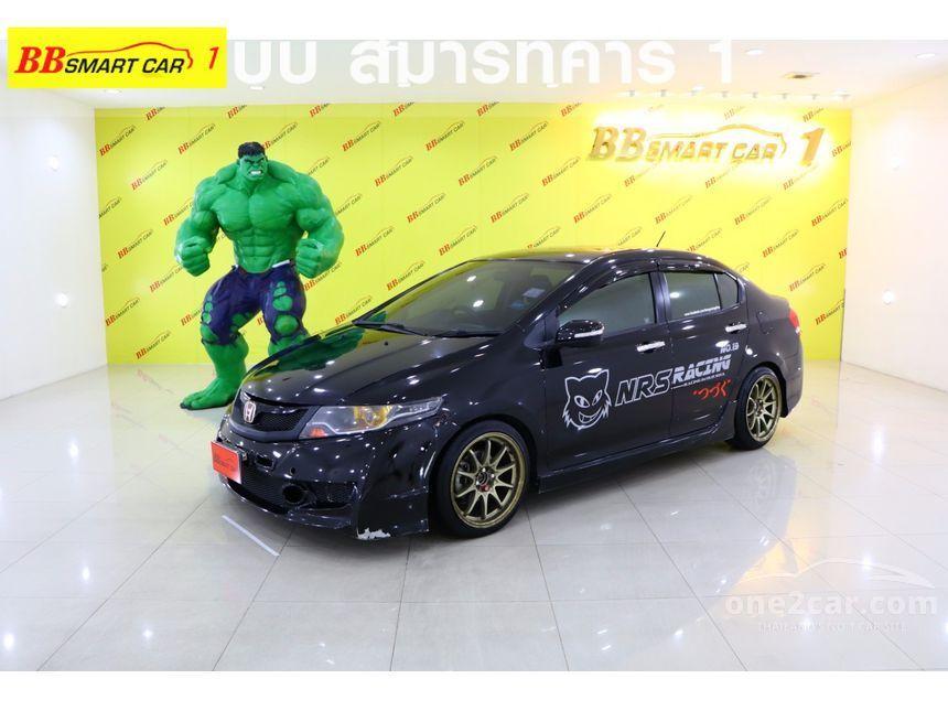2012 Honda City SV Sedan