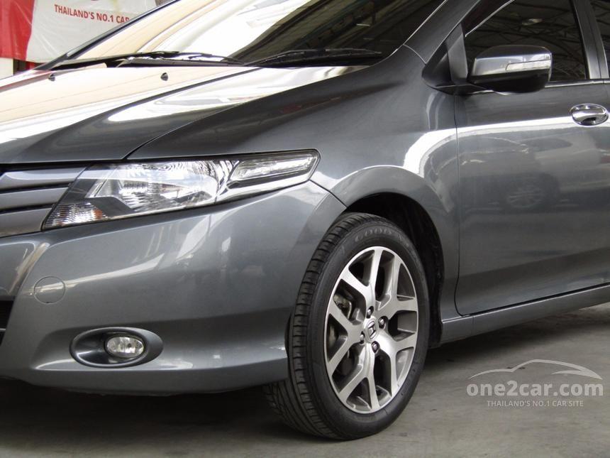 2009 Honda City SV Sedan