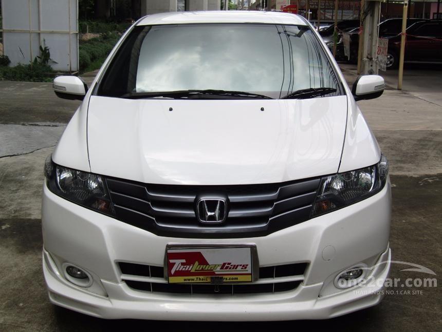 2011 Honda City SV Sedan