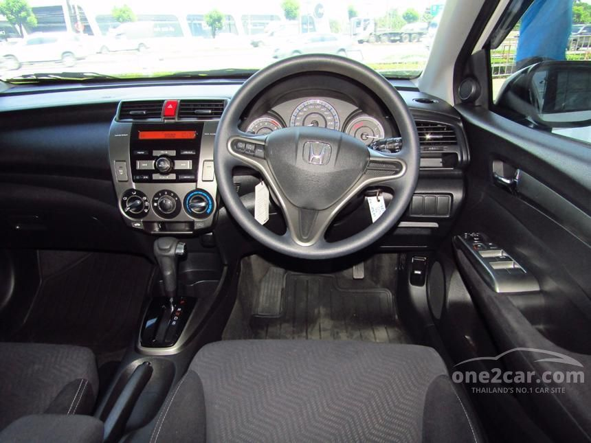 2013 Honda City SV Sedan