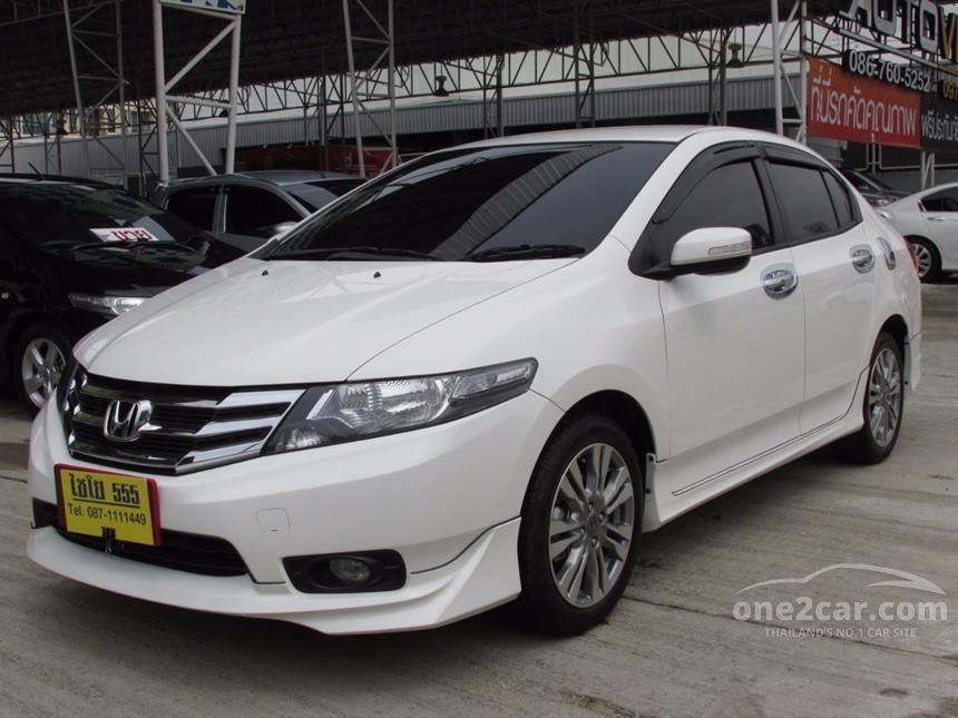 2014 Honda City SV Sedan
