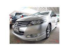 2009 Honda City (ปี 08-14) SV 1.5 AT Sedan