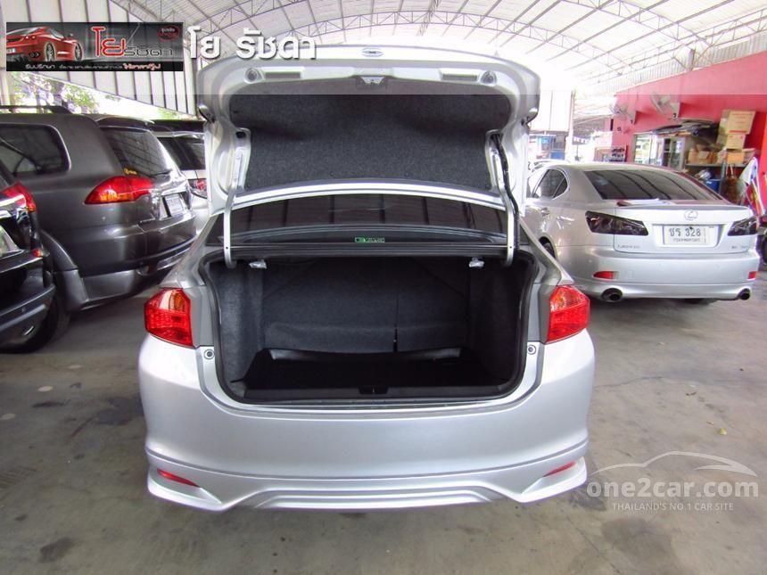 2015 Honda City SV Sedan