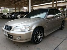 2003 Honda CITY TYPE-Z (ปี 99-02) TYPE-Z EXi 1.5 AT Sedan