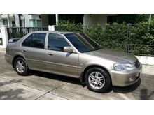 2003 Honda CITY TYPE-Z (ปี 99-02) TYPE-Z EXi 1.5 AT Sedan