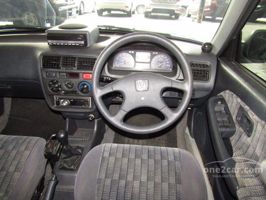 2001 Honda City Type-Z Sedan