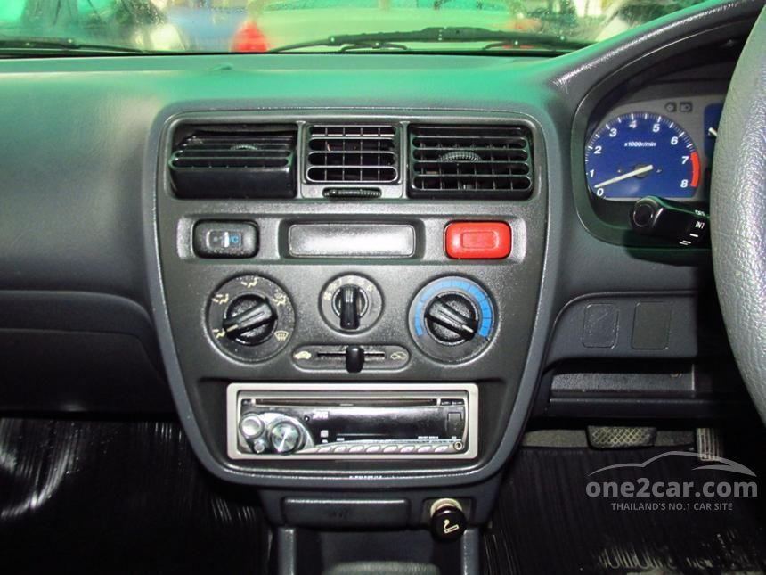 1999 Honda City Type-Z Sedan