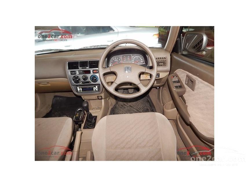 2002 Honda City Type-Z Sedan