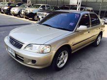 2001 Honda City TYPE-Z (ปี 99-02) Type-Z 1.5 AT Sedan
