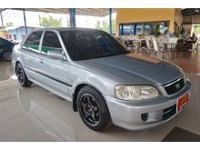 2001 Honda City TYPE-Z (ปี 99-02) Type-Z 1.5 MT Sedan