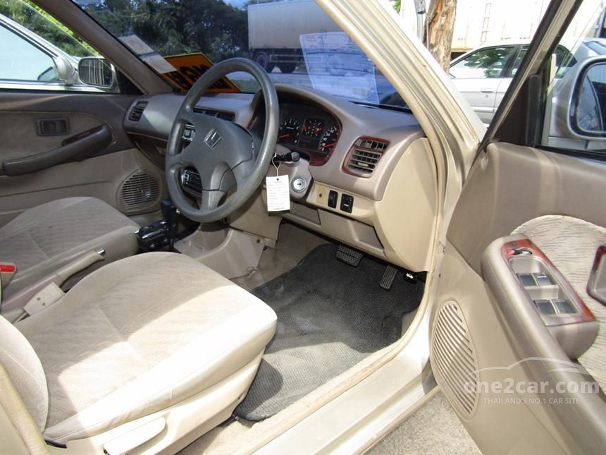 2002 Honda City Type-Z Sedan