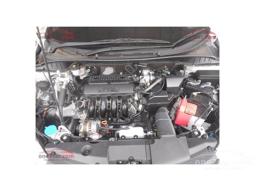2015 Honda City V+ Sedan