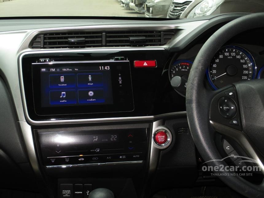 2014 Honda City V+ Sedan