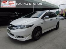 2013 Honda City (ปี 08-14) V CNG 1.5 AT Sedan