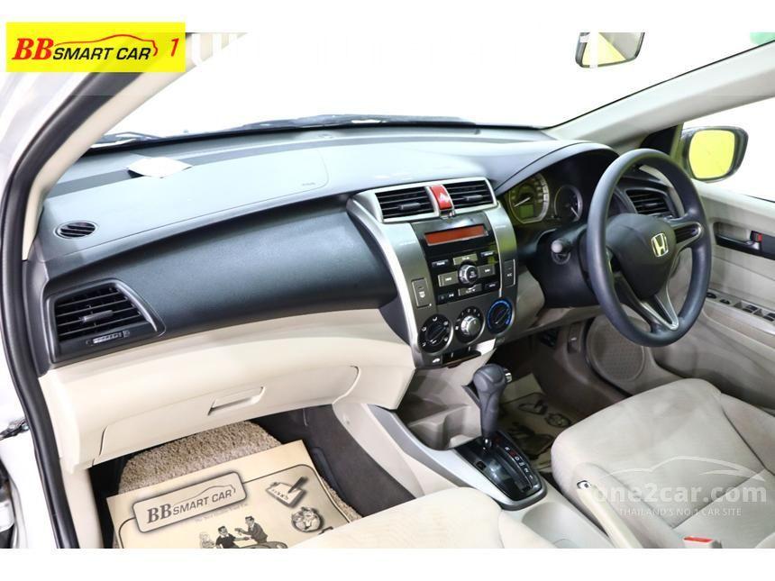 2014 Honda City V CNG Sedan