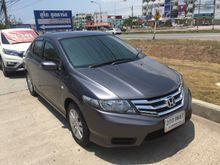 2014 Honda City (ปี 08-14) V CNG 1.5 AT Sedan