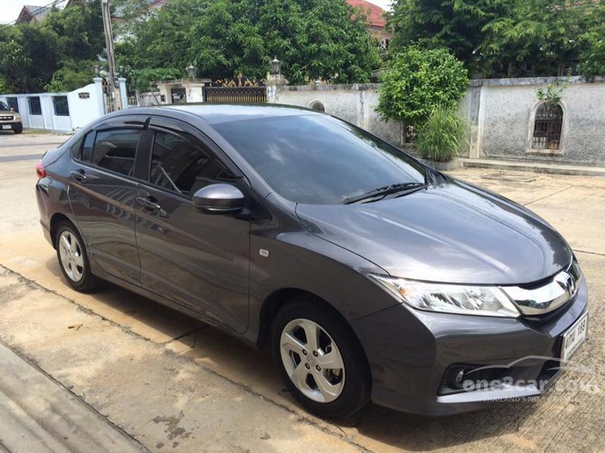2015 Honda City V CNG Sedan