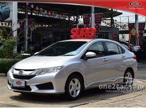 2017 Honda City 1.5 (ปี 14-18) V i-VTEC Sedan AT