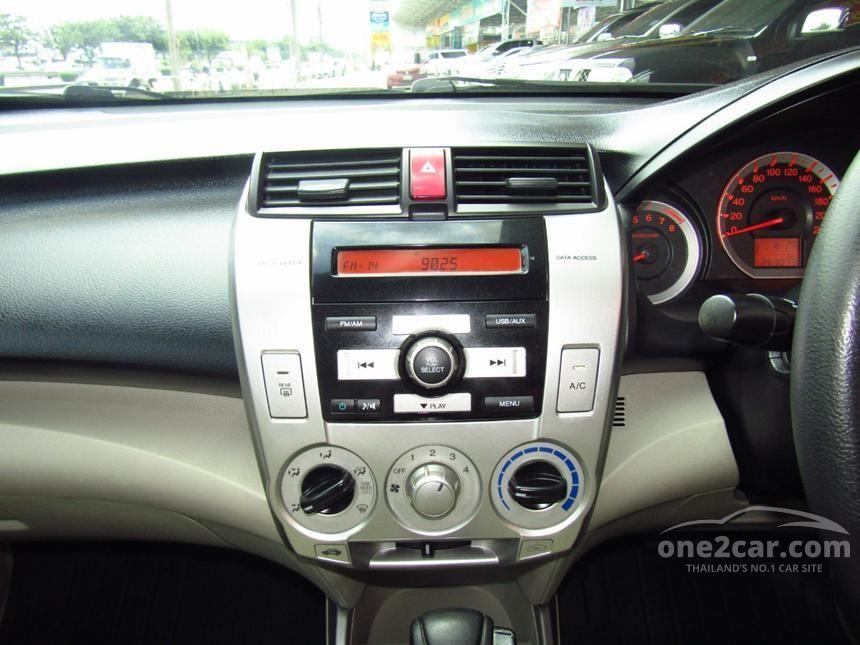 2009 Honda City V Sedan