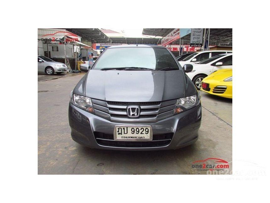 2011 Honda City V Sedan