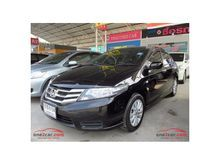 2013 Honda City (ปี 08-14) V 1.5 AT Sedan