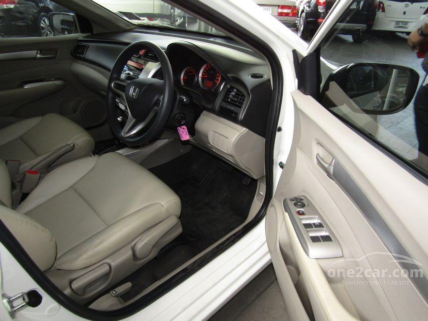 2010 Honda City V Sedan
