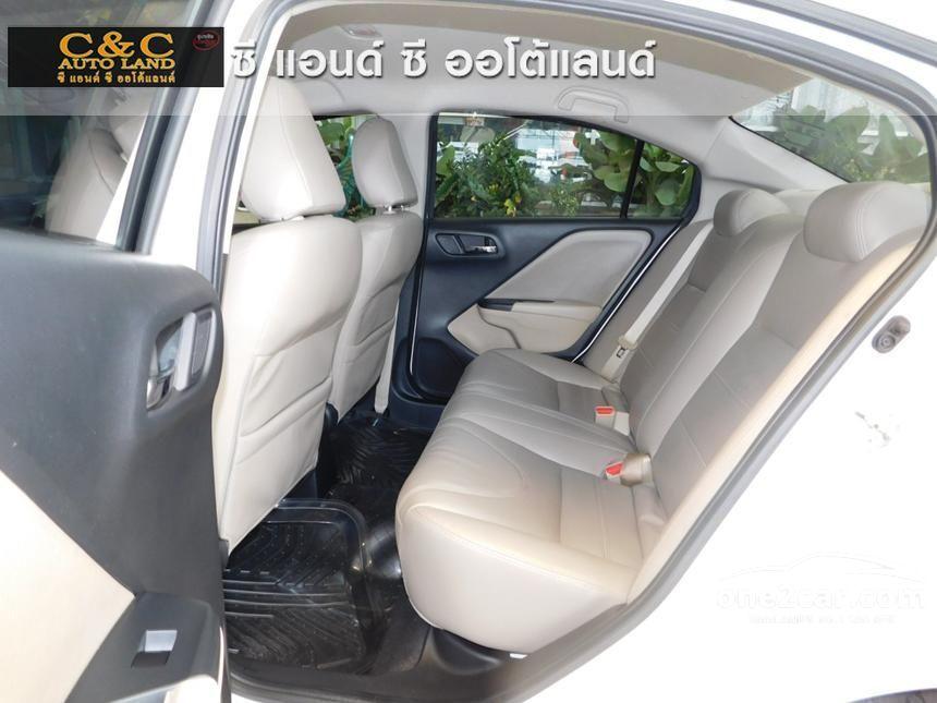 2014 Honda City V Sedan
