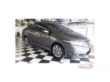 2013 Honda City (ปี 08-14) S 1.5 AT Sedan