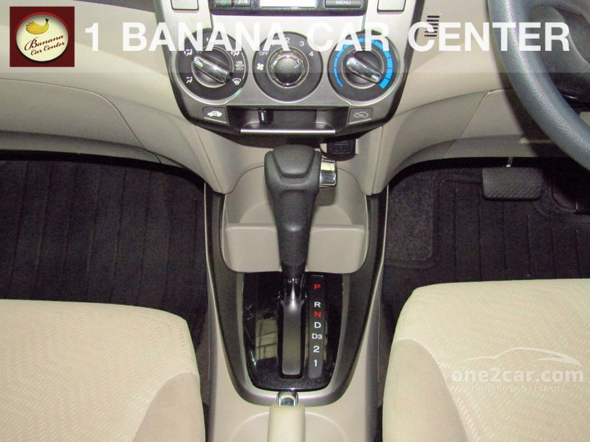 2013 Honda City V Sedan